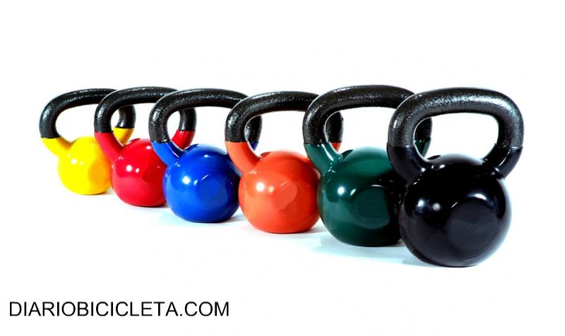 Entrenamiento Con Kettlebells Para Obtener Fuerza