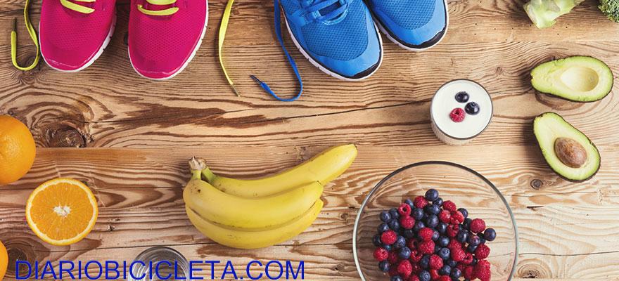Nutrición Deportiva En La Práctica Del Deporte